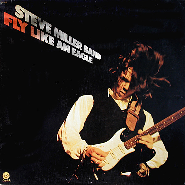 Steve Miller BandSerenade1976年の名盤に収録🎧哀愁を帯びたメロディが胸に迫りますシンプルだけど少々難解な歌詞もっと自由に生きてもよいと言われているような、そんな歌ですね🌃🌉💤Fly Like An Eagle