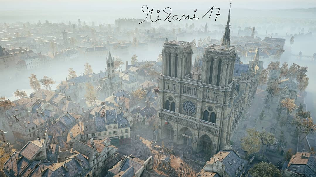 Right in the heart of Paris. Game:Assassin's Creed Unity Developer/Publisher:Ubisoft #WaveformGaming  #videogamephotography #videogames #pc #games #gaming #screenshots #gamingscreenshots #assassinscreed #assassinscreedunity #ubisoft https://t.co/RIoM9twoEL