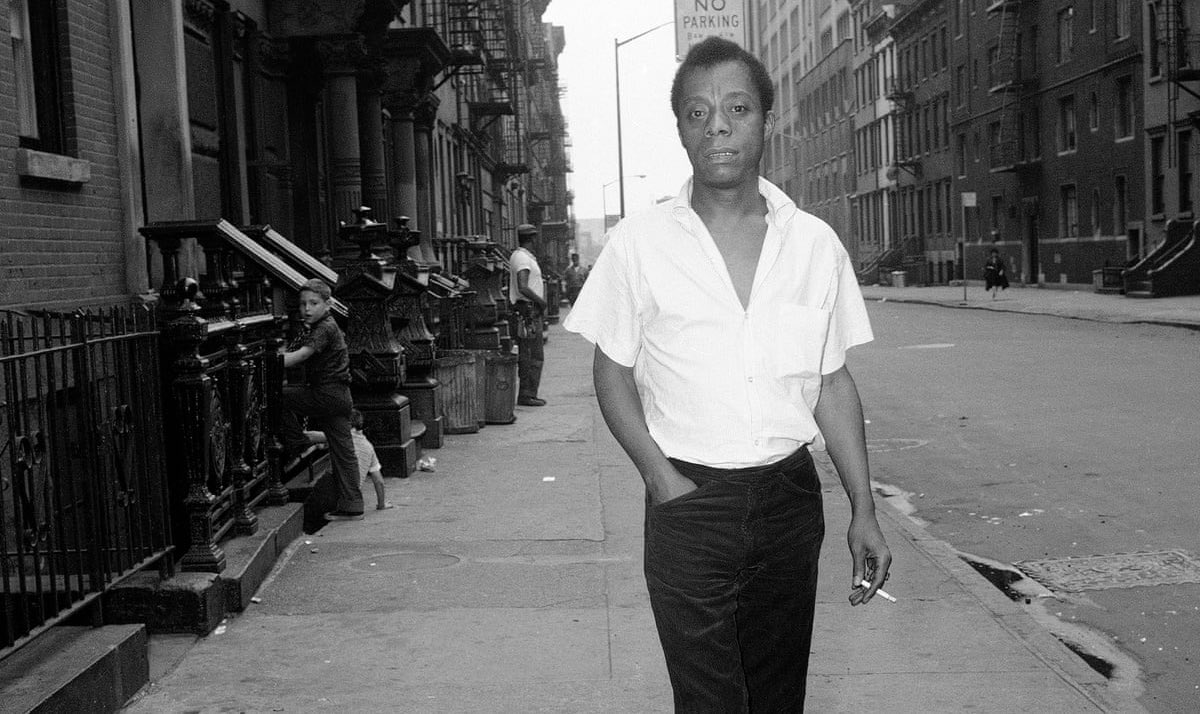 """""""I am what time, circumstance, history, have made of me, certainly, but I am also, much more than that. So are we all."""" — James Baldwin #qotd #quoteofthedaypic.twitter.com/5GF98GPG7V"""
