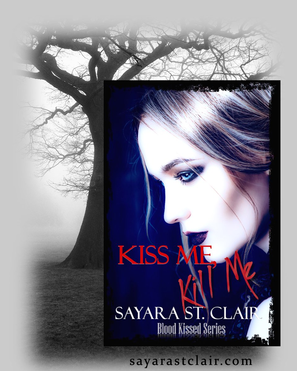 """""""I love it!"""" –Amazon reviewer     KISS ME, KILL ME Life sucks and then you die…which is when the REAL fun begins.  Amazon: http://bit.ly/Sayara #NewRelease #PNR  #Vampire #ParanormalRomance #action #RomanticComedy pic.twitter.com/15Tc5CMBp0"""
