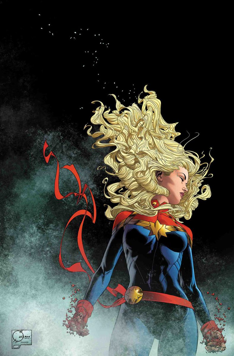 I made my choices! They define me! They made-- No. I make my decisions. I make my reality. And my reality is... I am... #CaptainMarvel https://t.co/YFZWAn4481