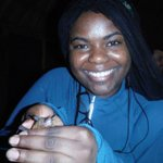 #BlackBirdersWeek Day 1: Flashback to me in Belize. It was my first time handling bats, first time in the rainforest and first time science took me abroad. So much joy and freedom can come from spending time in nature. We belong in nature too!#BlackInNature #bats #nature