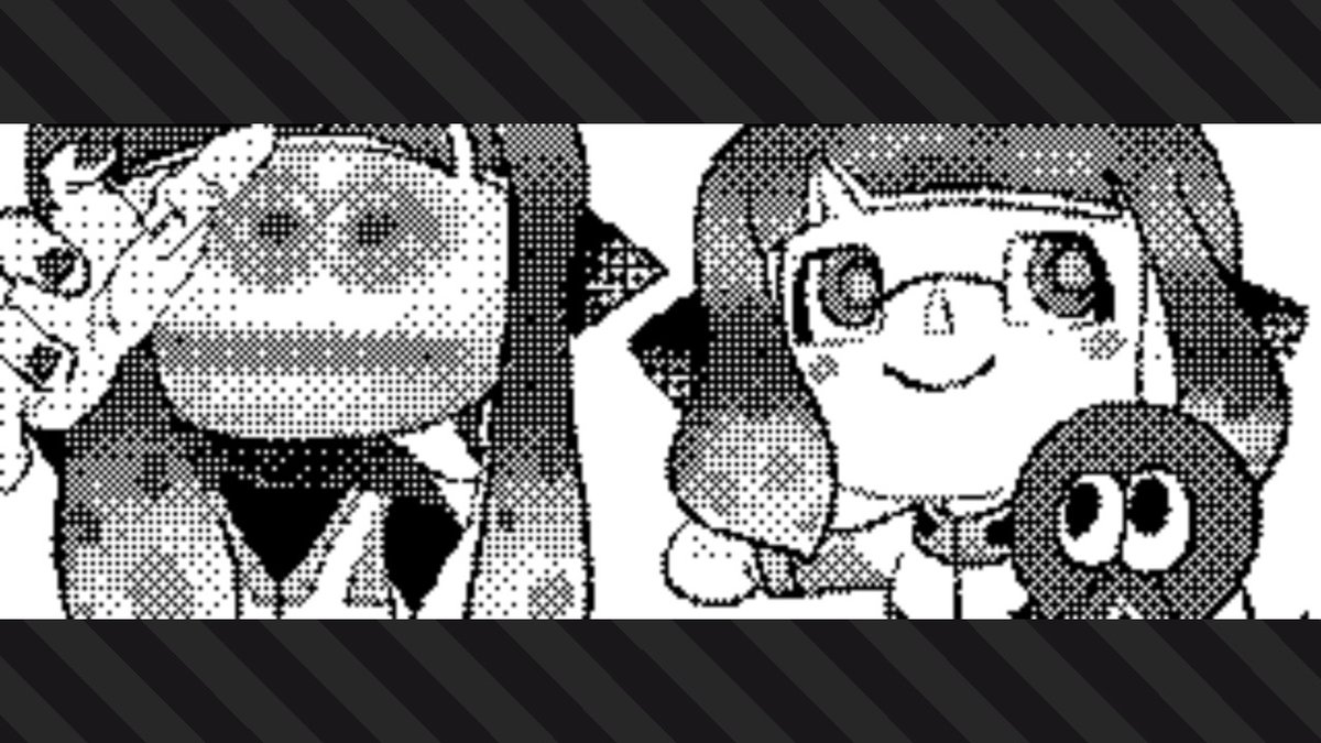 #Splatoon2 #NintendoSwitch Thank you for all those likes!!  Here's a bonus post :3  [A few moments later] agent 3: HAND IT OVER