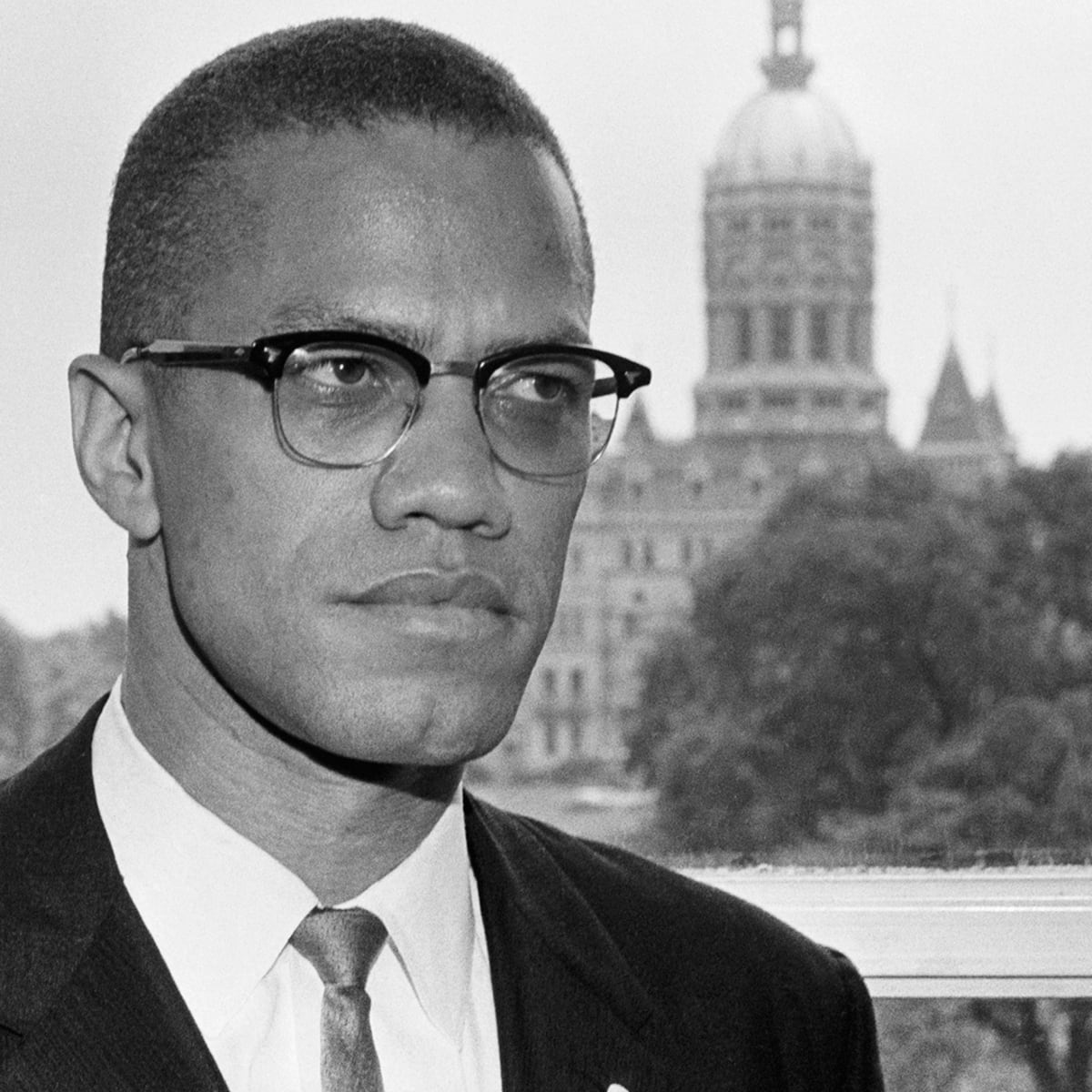 With due respect to Dr. King, to have men like those who rule this nation hear you, it is important to remember that Malcom X was a thinker who understood much about how this nations mechanisms and what needs to happen to move the all important needle. #GeorgeFloydProtests
