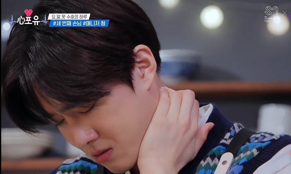 Anh khóc không phải vì a yếu đuối mà vì anh đã mạnh mẽ quá lâu, âm thầm 1 mình đựng tất cả. a là một leader tuyệt vời nhất, Junmyeon à ! em yêu anh 🐰❤️😭  #SUHO #weareoneEXO #EXO #심포유 #Heart4U https://t.co/Kn2JyCfwLs