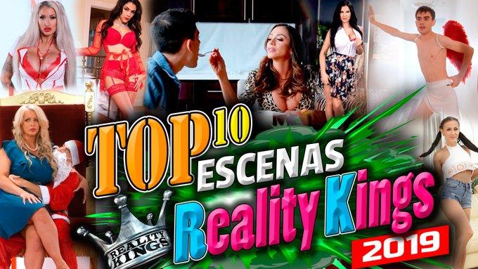 ❤ ¡¡NUEVO VÍDEO!! ❤  ESPECIAL TOP 10: MIS MEJORES VÍDEOS DEL ÚLTIMO AÑO PARA REALITY KINGS 🔝🔥https://t