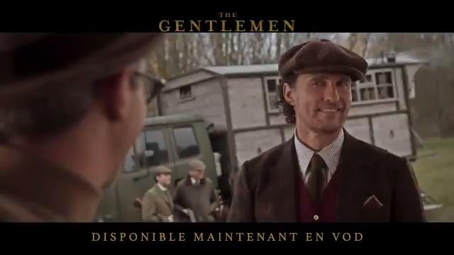 Retrouvez Matthew McConaughey, Hugh Grant, Charlie Hunnam et Colin Farrell dans #TheGentlemen, nouvel uppercut dhumour et daction de Guy Ritchie (Arnaques, Crimes et Botanique, Snatch) sur CANAL VOD : bit.ly/2M32SdR ✨