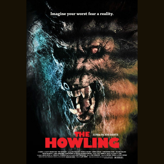 The Howling released in 1981, directed by #joedante. . . . . . #thehowling #deewallace #horrormovieoftheday #80shorror #werewolf #werewolfmovie #vhs #horrorfan #horrormovies #scarymovie #horrorfans #horrormovie #horrorfilm #horrorfilms #cinema #WeAreHorror #TheSlasherApppic.twitter.com/VSFTaWtO7U