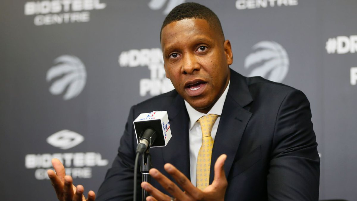 Masai Ujiri on unrest: My experience cost me a moment, Floyds cost him his life. thesco.re/2zQeY7N