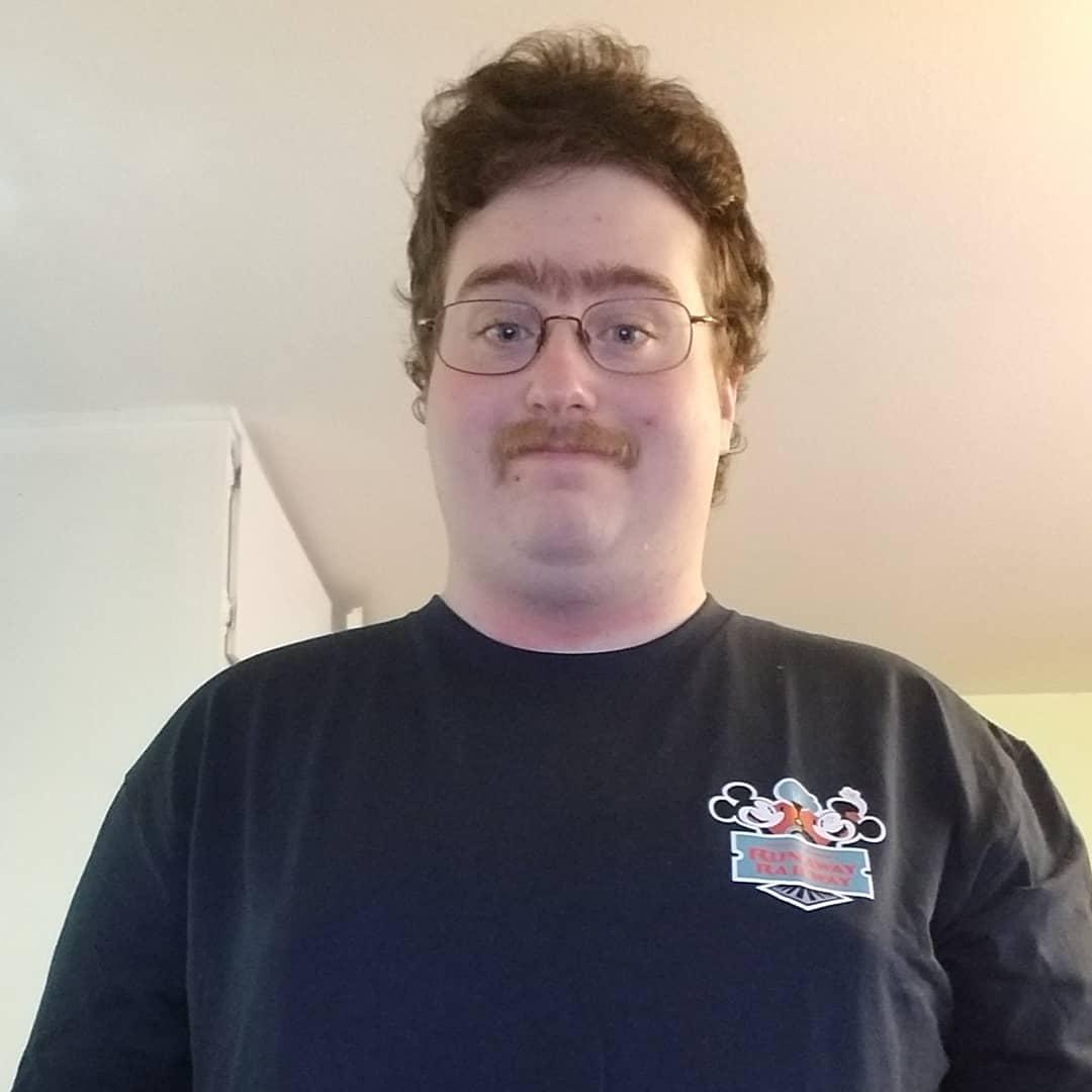 Check Out This Amazing Mickey And Minnie's Runaway Railway Shirt That I Got From BoxLunch! #MickeyAndMinniesRunawayRailway #MouseRulesApply #MickeyMouseShorts #PaulRudish #DisneyTelevisionAnimation #Disneyland #MickeyMouse #D23 #Disney #MickeysToontown #WaltDisney #BoxLunch