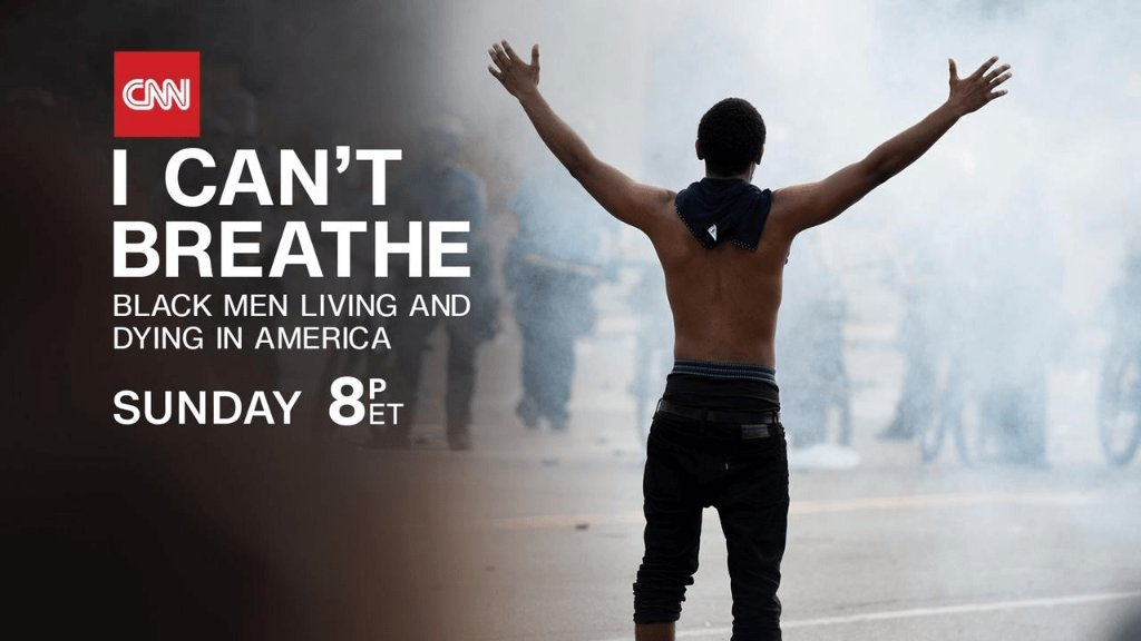 """We invite you to join us for a two-hour @CNN special, """"I Can't Breathe: Black Men Living and Dying in America"""" on Sunday, May 31, at 8 p.m. ET. https://t.co/rr36pHDiDu"""