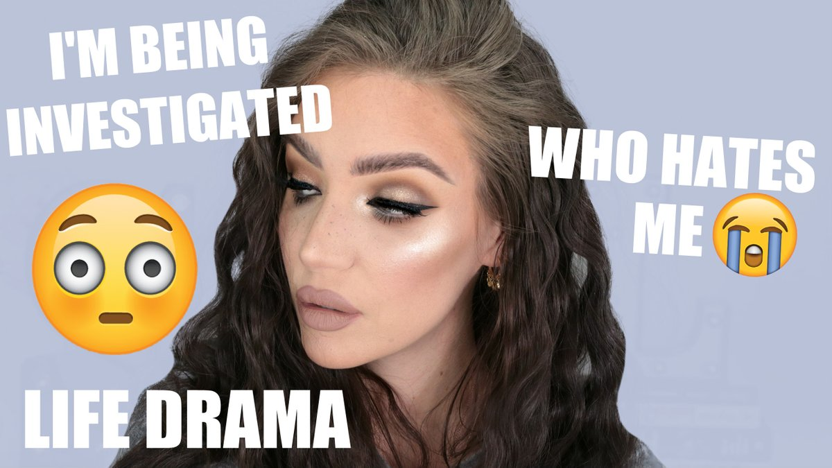 NEW VIDEO: https://t.co/DtciX6kG2J I probably shouldn't be making this video... life drama update https://t.co/8pNFumddm0