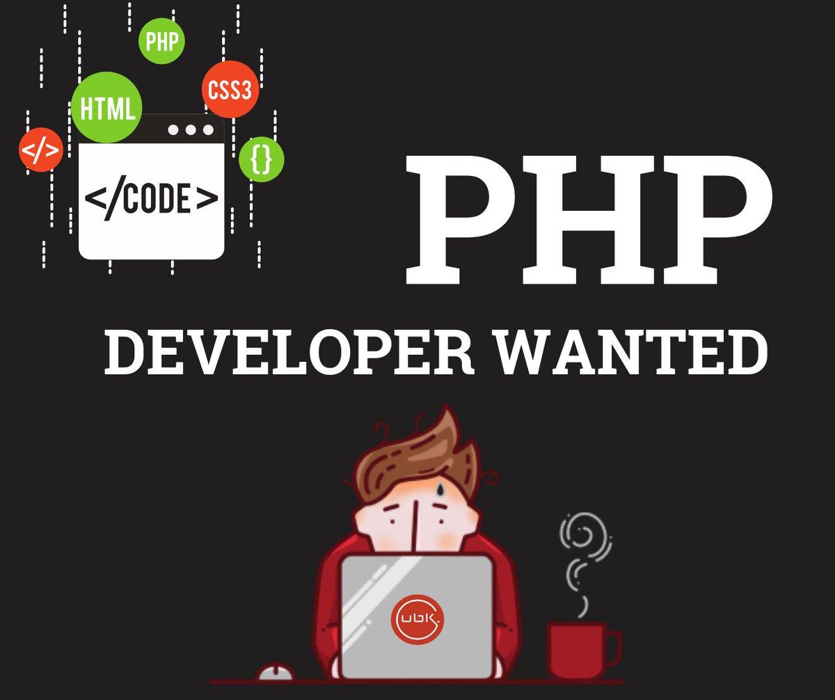 HLEDÁME DALŠÍ 2 PHP VÝVOJÁŘE 👉 svý CVčko pošli na marta.tomaskova@ubk.cz https://t.co/ZT0fU2JpwD  #hiring #pridejseknam #nabidkaprace #plzen #UBKgeeks #UBKstories #nabor #PHPteam #PHP #vyvojar #developerwanted #joinus #hiring #hiringtime https://t.co/GD9cMaxKUJ