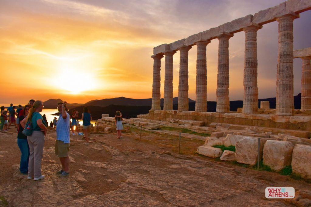 Kalo Mina from the Temple of Poseidon at Cape Sounio in #Athens #Greece #ttot #traveltips #travel #slowtravel #travelblogger #Greekpic.twitter.com/6EZyB3VqVe