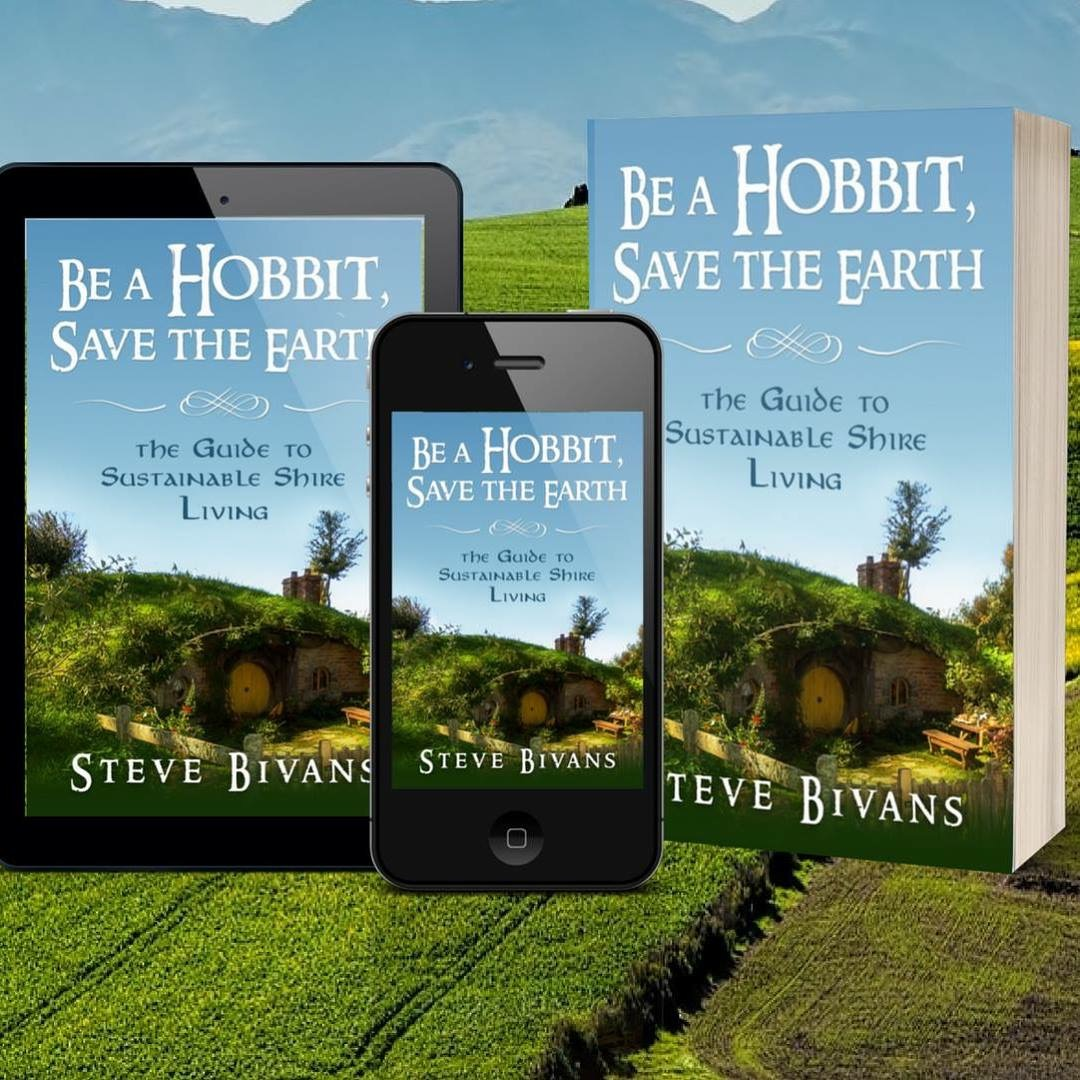 Would you rather live in Middle Earth? Be Frodo and save our planet? #middleearth #tolkien #hobbits #sustainability   https://t.co/eDmPwfUJgx by @stevebivans https://t.co/5CR6RvJbwE