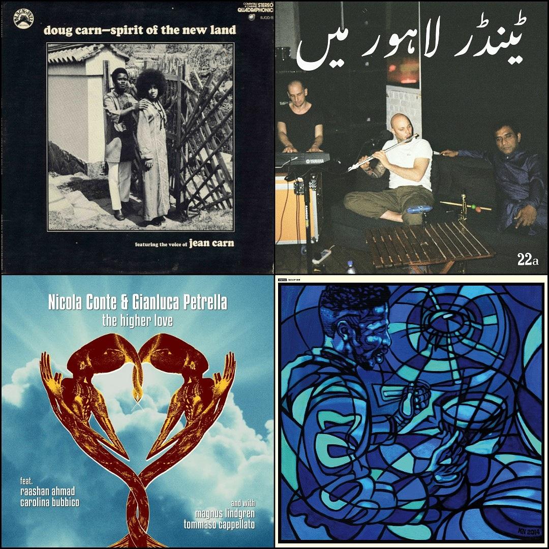 New #Spotify #playlist with some old & new stuff including Sun Ra, Doug Carn, @tenderlonious22, Tumi Mogorosi, @nicolaconte & Gianluca Petrella feat. @raashanahmad & Carolina Bubbico: https://t.co/bg7EbxlSZ5  #jazz #soul #spiritualjazz #music #hiphop #disco #journey #listen #free https://t.co/0ncbHwYuP7