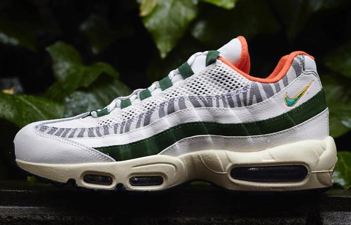 Nike Air Max 95 Era Forest Green