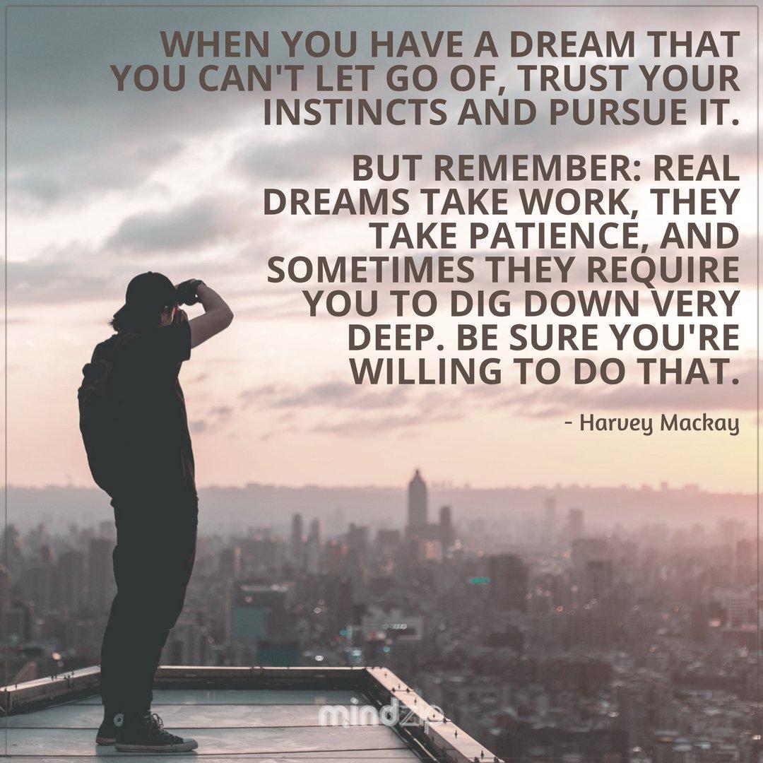 Dreams are mere fantasies without efforts & dedication https://t.co/0c46DDEPpf #harveymackay #trustyourinstinct #dreams #wakeup #chaseyourdream #reachforthestars #motivational #inspirational #goals #dedication #success #quotes #MindZip #CitaPix https://t.co/T2ew8VWXkt