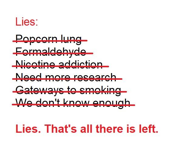 #SayYesToTHR #WorldVapeDay  #TobaccoExposed  #WorldNoTobaccoDay  #TobaccoCONTROLExposed: https://t.co/Bx5tCUUqvB