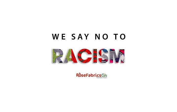 #BlackLivesMatter #GeorgeFloydMurder #protests2020  #AfricanPrint pic.twitter.com/lC6qtnhBUd