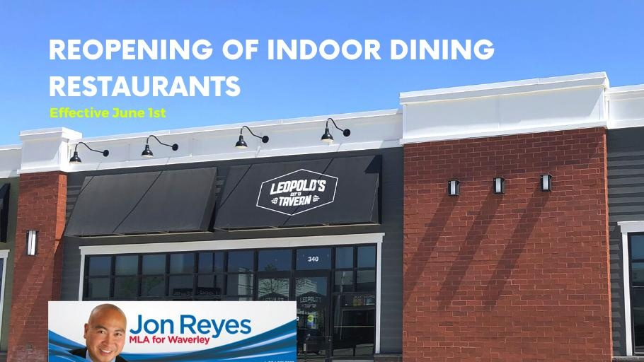 test Twitter Media - Miss indoor restaurant dining? Restoring Safe Services Phase 2 is effective June 1st which includes indoor restaurant dining. For more information, please visit https://t.co/Xt4qp1PGvR. Also, please verify with the respective businesses on their actual opening date. #Covid19MB https://t.co/wF4R4l7uVx