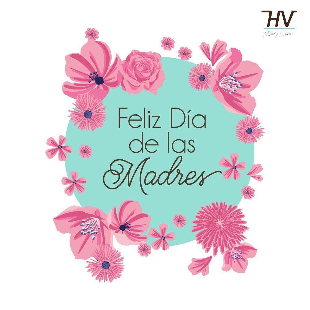 Cuando nuestras madres sonríen, pueden iluminar el más oscuro de los días ¡Felicidades a todas las madres en su día! Por su entrega, dedicación e incomparable amor, hoy las celebramos.  #HVBodyCare #DraHeidyVizcaino #DíaDeLaMadre #Madres #CuidadoCorporal #CuidadoDeLaPiel #Rostropic.twitter.com/4Wy1ZGWStG
