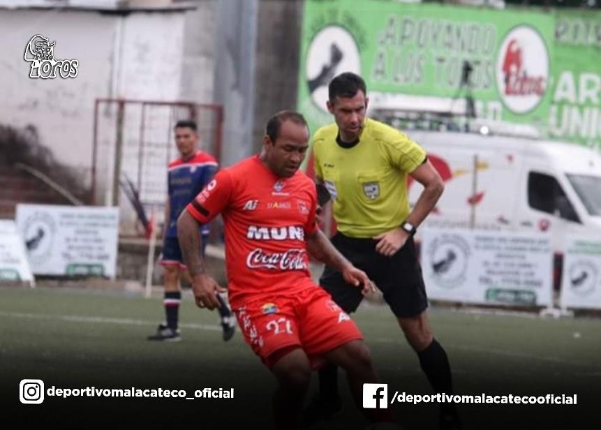 Fútbol de #Guatemala  Los toros del deportivo Malacateco muestran a Kevin Norales como su segunda baja oficial del equipo fronterizo. @claroguatemala #ConectamosTusEmociones #ClaroEsFútbol #clarosports https://t.co/huadroOYCL