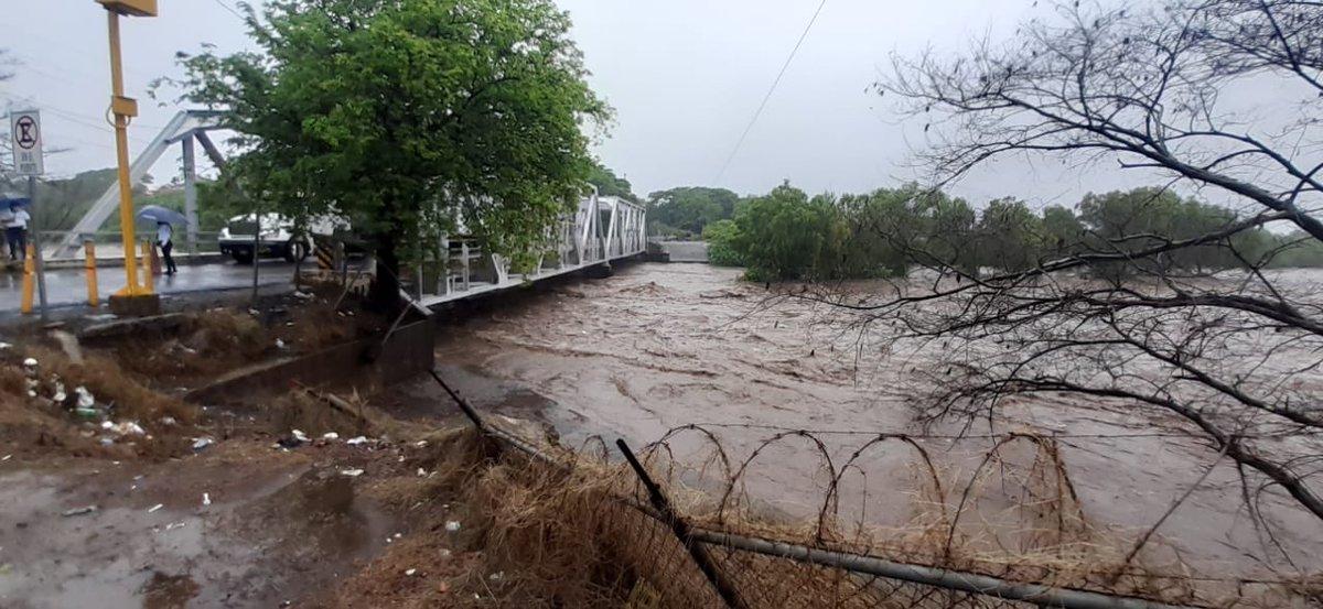 test Twitter Media - #LectoresReportan Situación del Río en el Puente Arce entre Pedro de Alvarado y La Hachadura ⬇️⬇️ https://t.co/KrEk2lAKBG