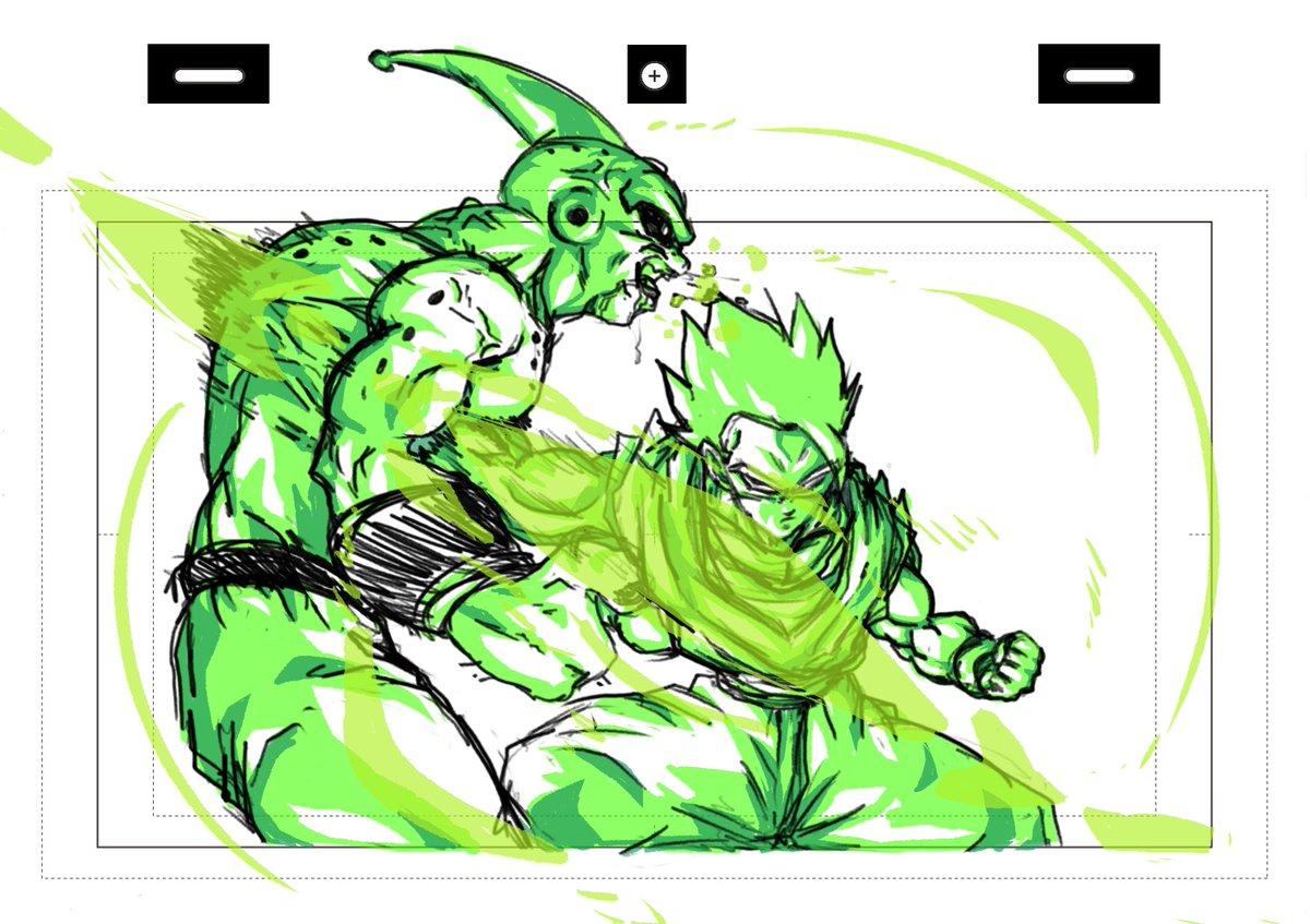 Found a sketch I did not too long ago  Gohan needs some respect.  #sketch #gohan #majinbuu #superbuu #ultimategohan #DragonBall #DragonBallZ #buusaga https://t.co/MPKGiHGAQG