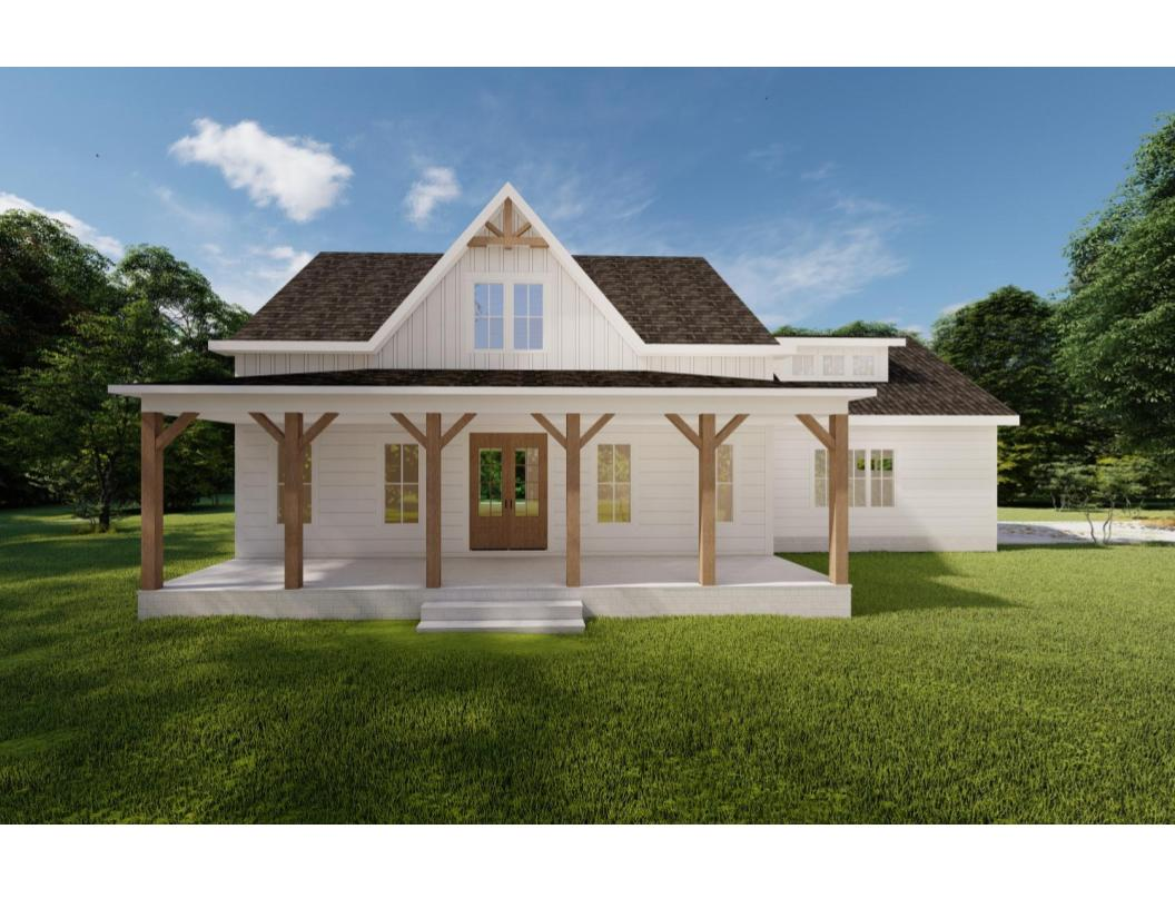 Our designer created this render for our client's new home project! We are excited to get started and bring their vision to life. 😍  #newhomebuilder #ohba #hba #cantonohio #farmhouse  #northeastbuilder #design #trendy #trends #designtrends #designtips #howtodecorate #rustic
