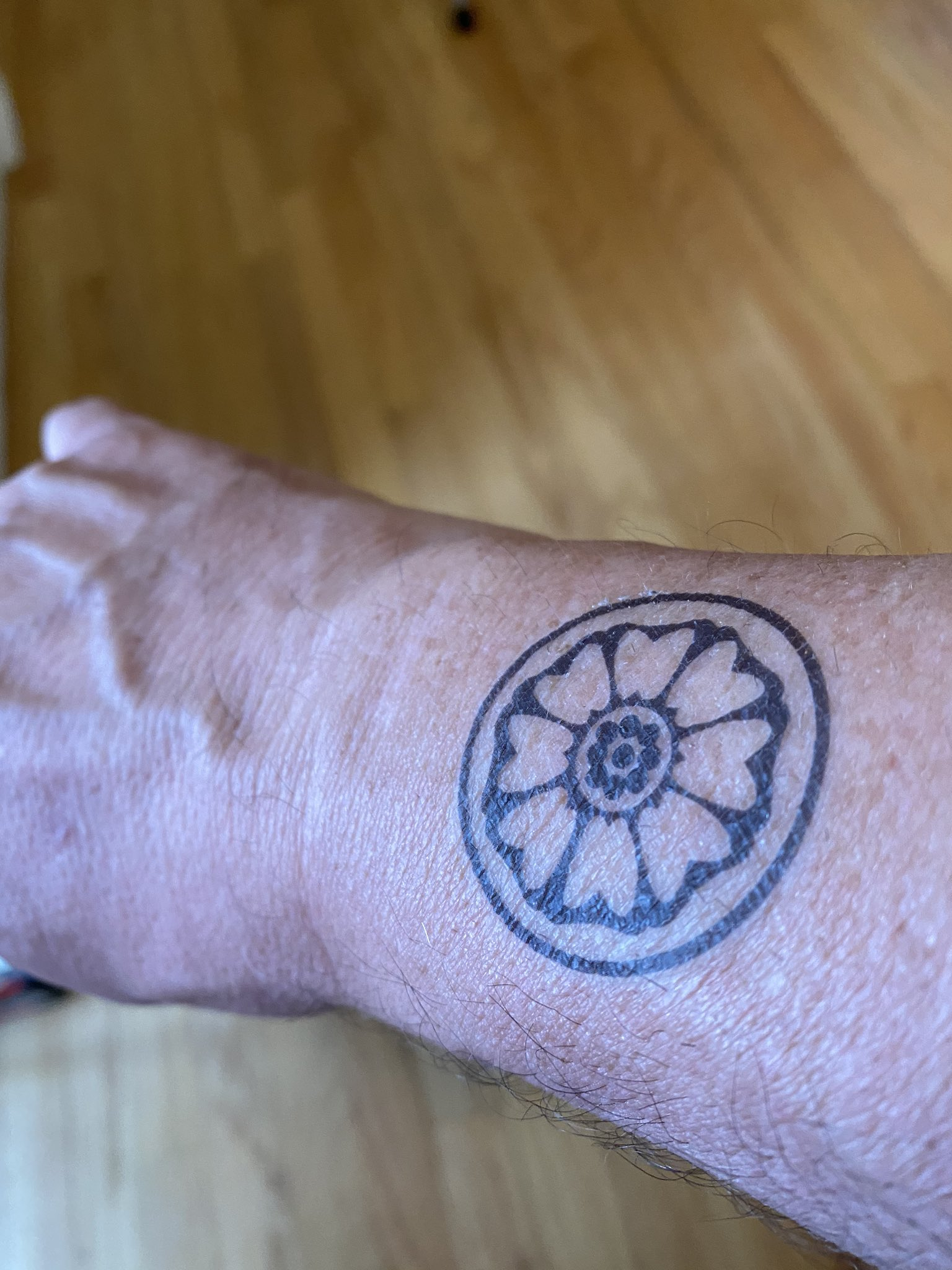 Greg Baldwin On Twitter I M Not A Tattoo Guy But This Seemed Right I Look At It And Am Reminded Of What Iroh And His Order Represent What I Should Strive To Represent