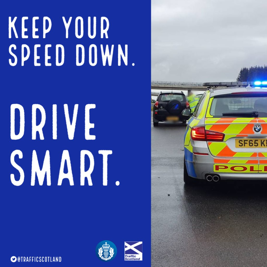 test Twitter Media - Speed is one of the main factors in fatal RTC's😞  As we all follow #Covid19 advice:  Know the limit & stick within it❗   Consider the consequences of causing an RTC  #DriveSafe https://t.co/kIrTk1aVR4
