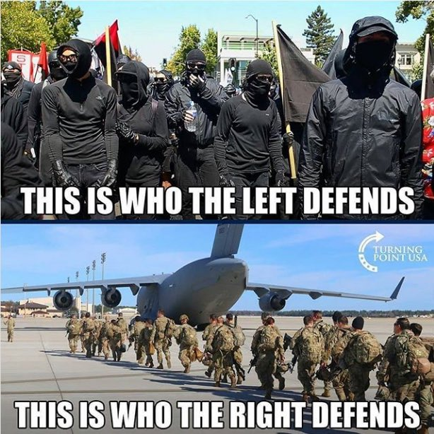 #Left vs #Right Who do you support? pic.twitter.com/lW17ym5oqX