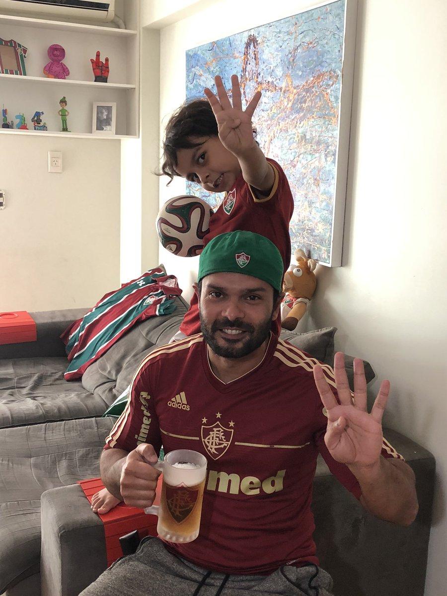 #FluTetr4 @FluminenseFC Volta Pra Casa, @fredgol9 💚❤️ #VaiTePegar https://t.co/BFFug0maTj
