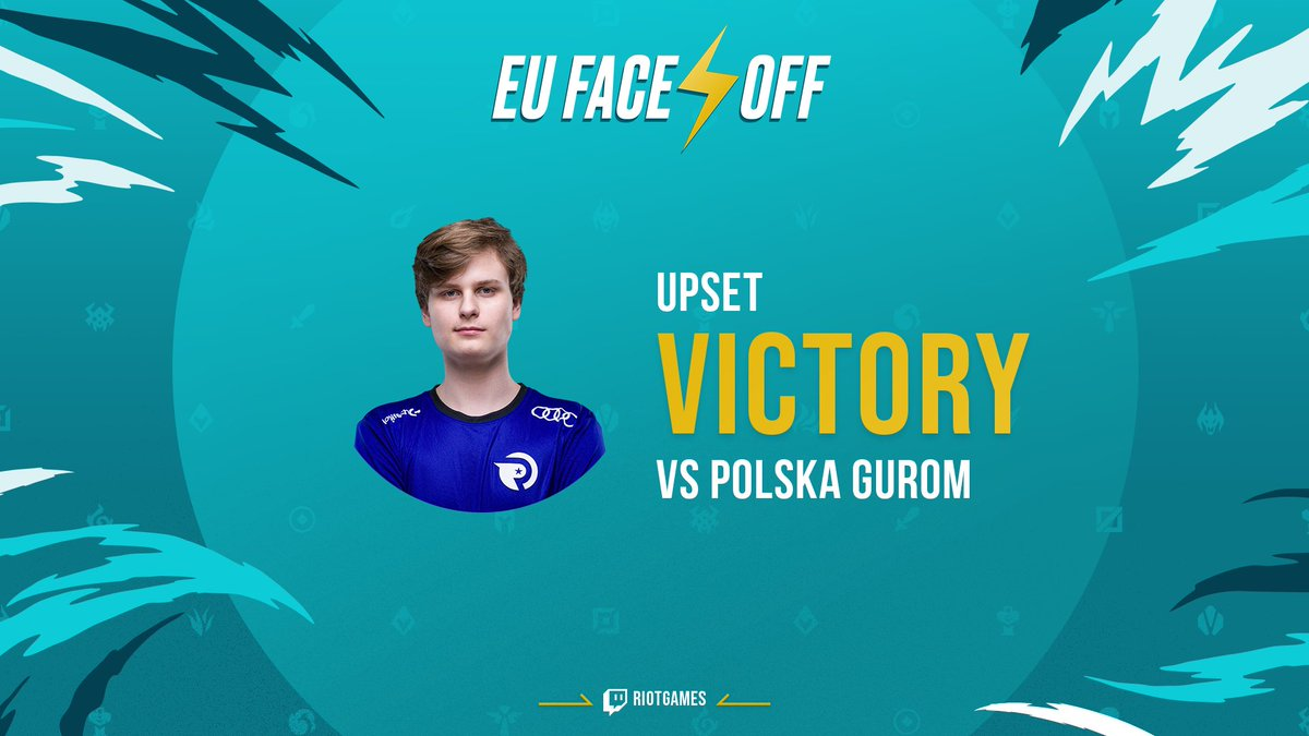 The #LEC Kings eliminate Polska Gurom! #EUFaceoff