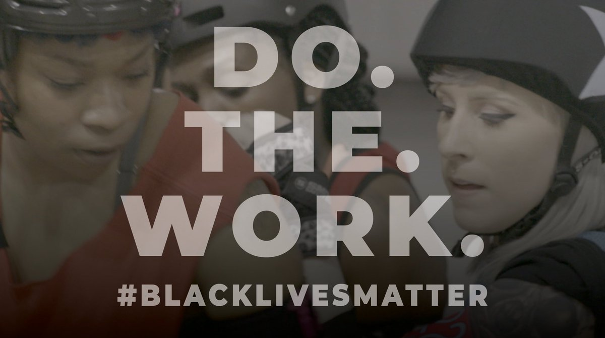 The Atlanta Roller Derby community stands in solidarity with those who protest White supremacy and police violence in light of the recent killings of George Floyd, Breonna Taylor, Tony McDade and Ahmaud Arbery... (1/4) https://t.co/7oFPNNeZOH