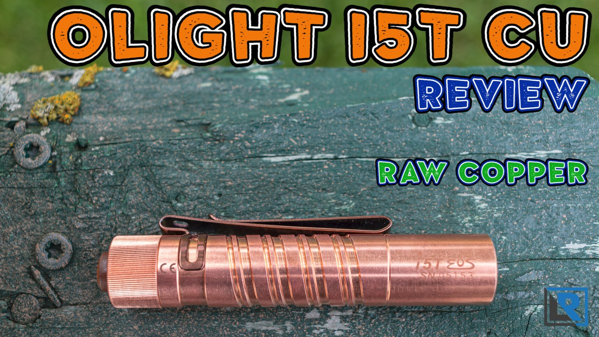 My latest review is on the Olight i5T Raw Copper. Go check it out at  YouTube: https://youtu.be/tIgo3SPXaIU  Blog: https://liquidretro.net/2020/05/31/olight-i5t-cu-review-aa-300-lumens-raw-copper-great-edc/…pic.twitter.com/cH5zRiOCri