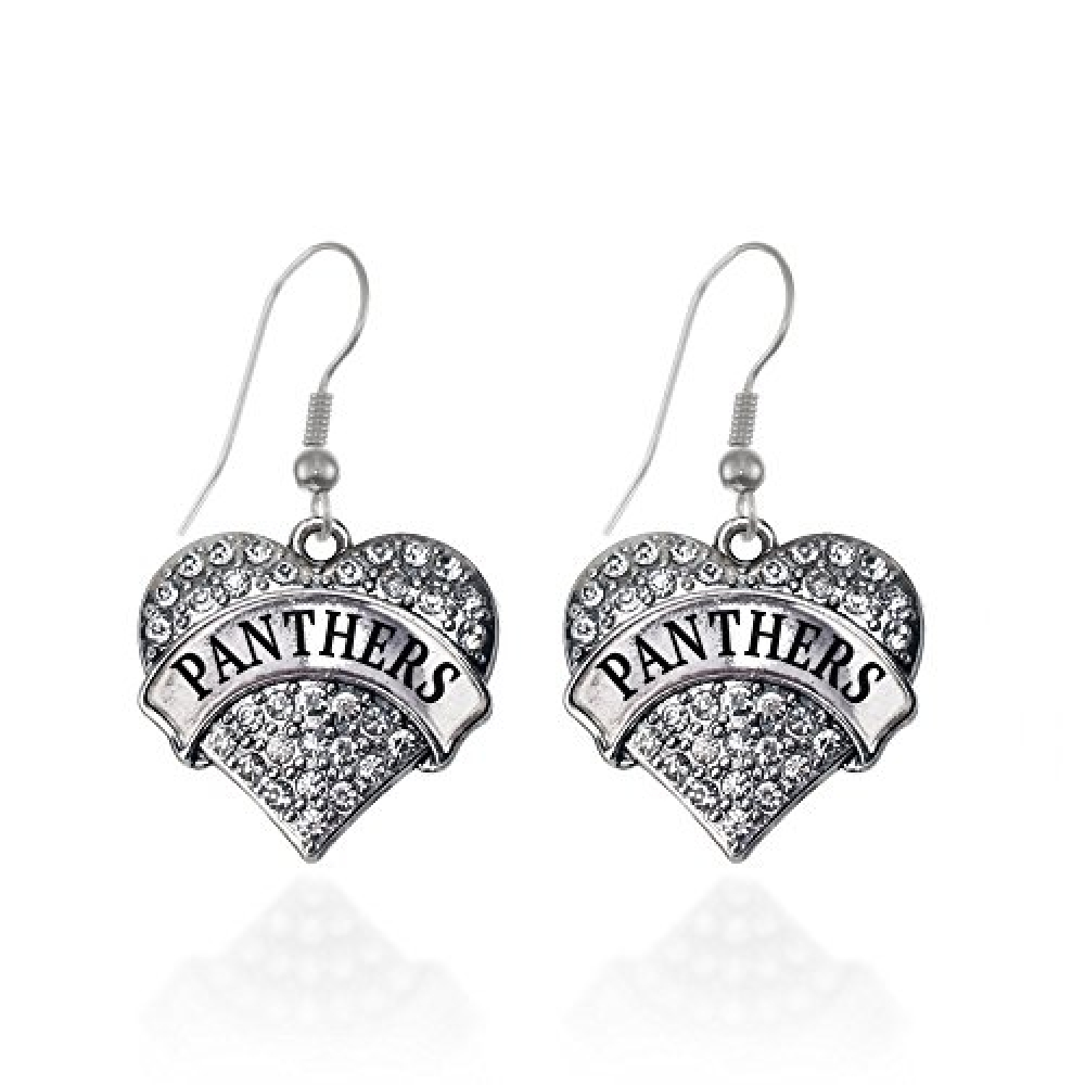 As long as you have a few seconds to spare,  check the 60% Sale on Panthers Pave Heart Earrings French Hook Clear Crystal Rhinestones! #giftshop #giftbox #giftideas #giftstore #gadgetshow #actioncityonline #onlinestore #onlinestores pic.twitter.com/RtzUYMG3Jp