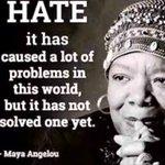 Image for the Tweet beginning: Maya Angelou often lights the