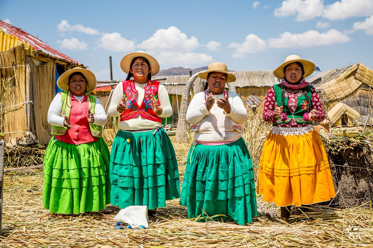 Everywhere I go, there's music...  @VisitPeru pic.twitter.com/nWYYY7G8Iv