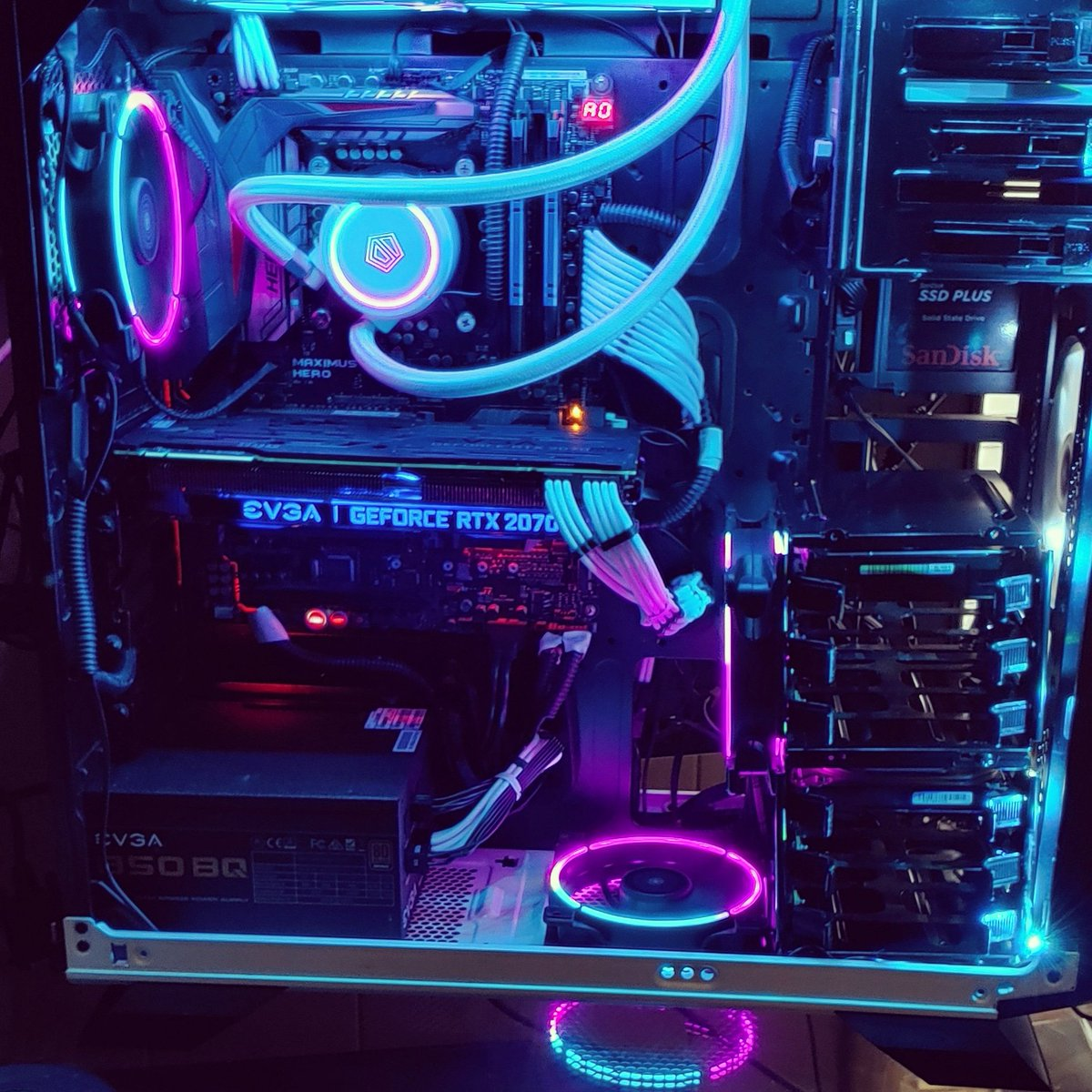 #pcgaming  #pcmasterrace  #pc the newest edition of upgrades for the rebuild.  #PCGamer  #cleansetup pic.twitter.com/kwf1QNU0JT