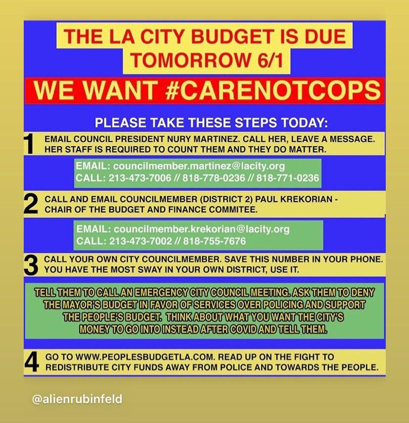 #CareNotCops #BlackLivesMatter