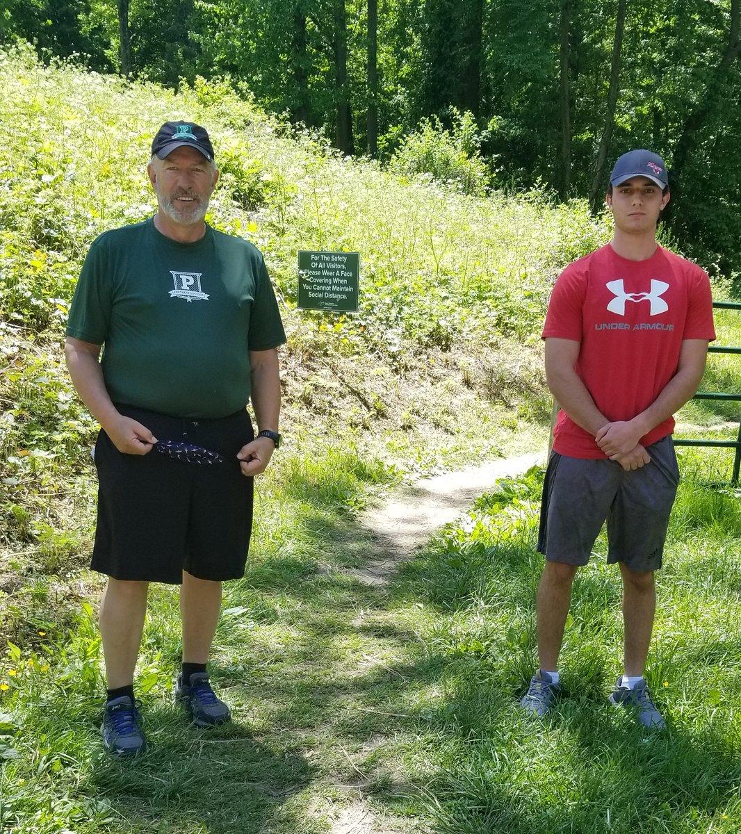 Joined Luke today for 3 miles of OCA trail walk! @MrPalumboPHS @PvillegirlsH @PHSPanthernews @Pvilleboyssocc1 @MissAPville @superlibrarian @PvilleSOS @SheldonAPReview @pvillevgsoccer @PVilleAthletics @msiokalo @Pville_6th_man @Pvilleglax https://t.co/5p56o8cZfy