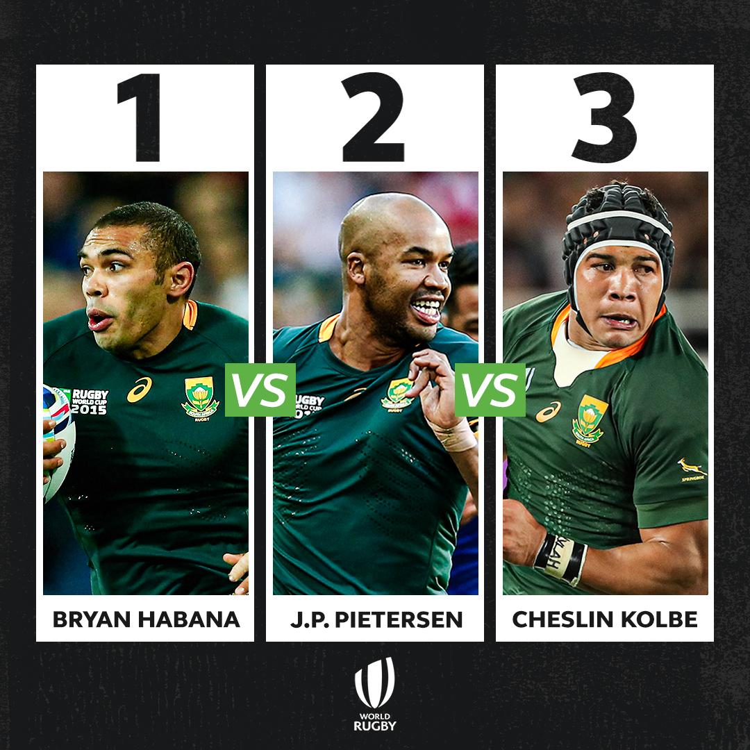 test Twitter Media - Three RWC winners. 🇿🇦  What order would you start them in 🤯  Make the call ⬇️ https://t.co/YRTkFs5W8u
