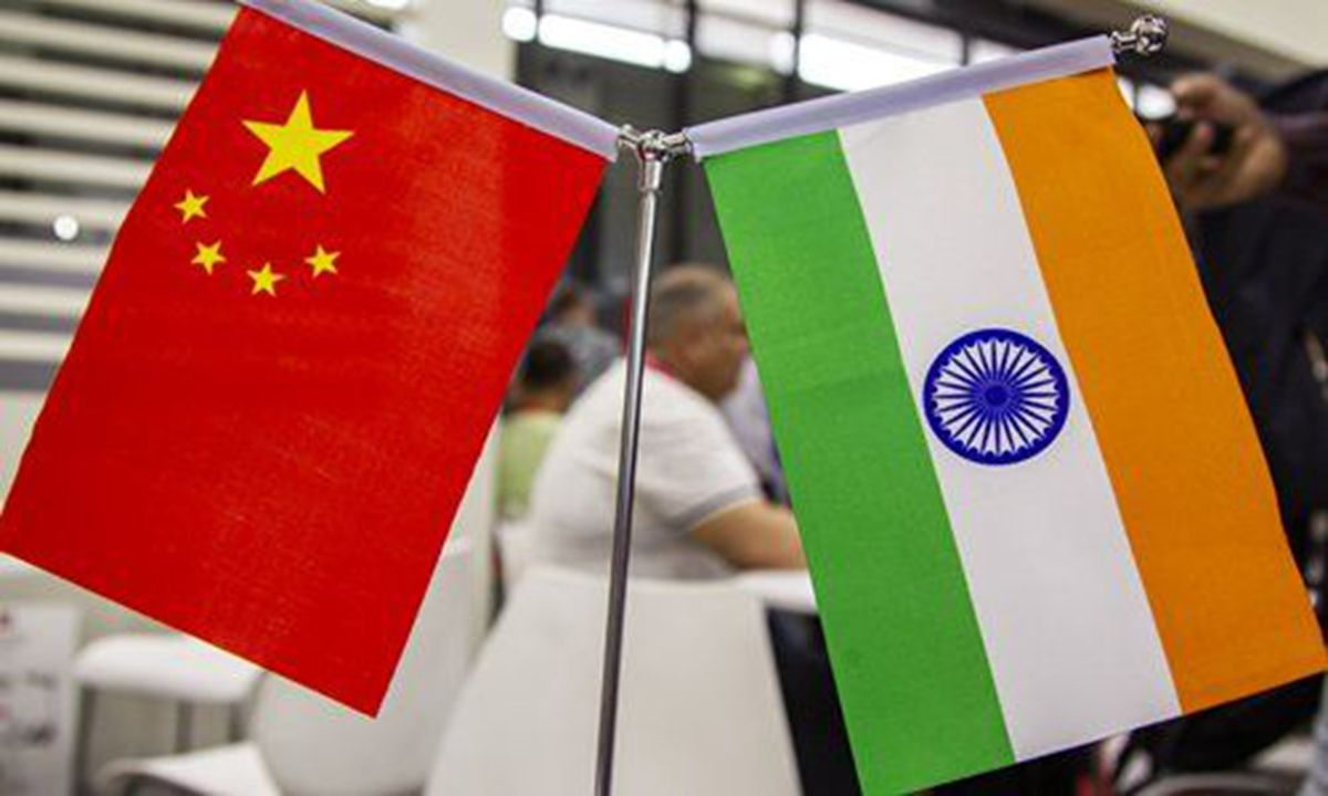 It's advisable for #India not to engage in US-China confrontation. If India becomes a US pawn attacking China in a #newcoldwar, the economic blow would be too much for the Indian economy to take amid #pandemic.