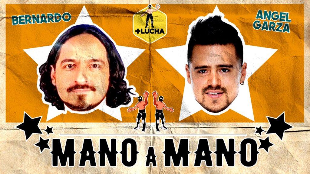 Revive los #ManoaMano que tuvimos esta semana   ¿Cómo es la experiencia de participar en Wrestlemania?   Bernardo Guzmán  Angel Garza  https://youtu.be/6bemuczjki8pic.twitter.com/JPykPfnatt