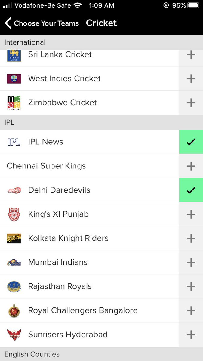 Hey @BleacherReport, Delhi Daredevils is now @DelhiCapitals. Please change it in your BR App.pic.twitter.com/I9lJ3lABTj