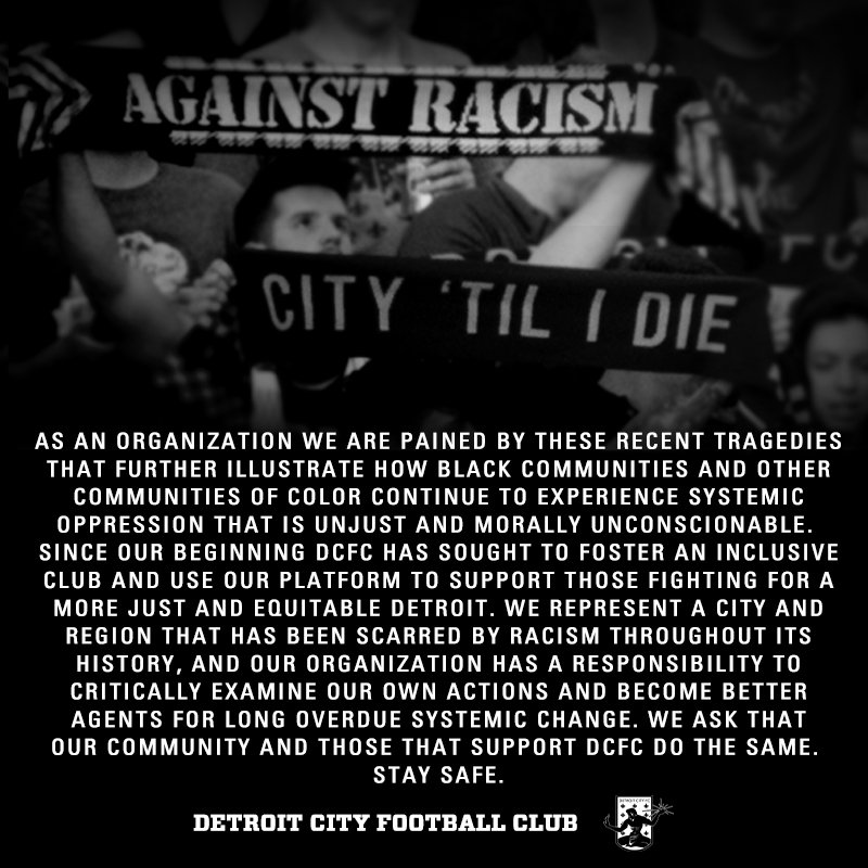 Detroit City FC (@DetroitCityFC) on Twitter photo 2020-06-04 07:54:21