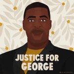 In solidarity with our sisters and brothers in Education Minnesota, the Minneapolis Federation of Teachers, and other Minnesotan unions, wear all black on Monday as part of our united call for justice for #GeorgeFloyd.