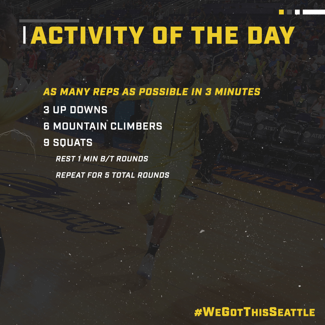 Storm Activity of The Day 💪⁣  Submit a workout and get a FREE @amazon Echo Dot.  More info ⬇️ https://t.co/M03l04Jg6u  #WeGotThisSeattle https://t.co/73lz71Oi4C
